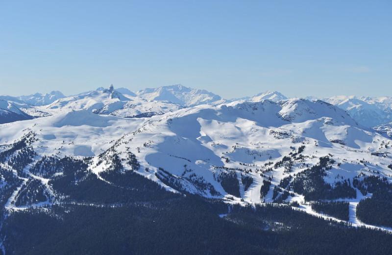 Mountains at Whistler Premier Resort.