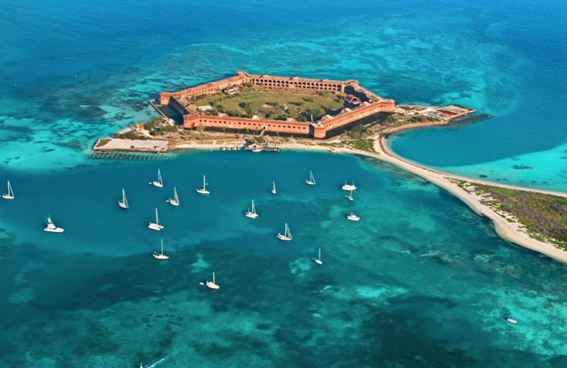 Fort near Crowne Plaza Key West La Concha.