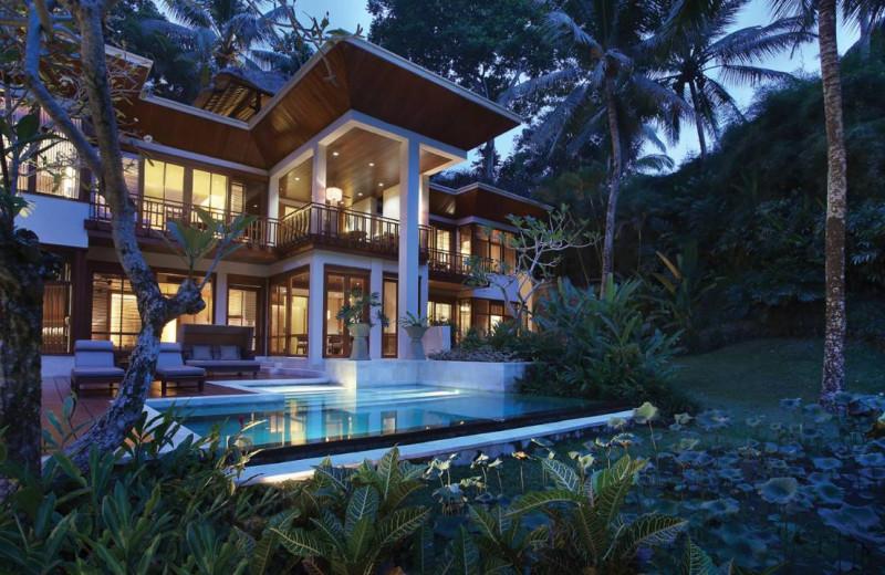 Exterior view of Four Seasons - Bali at Sayan.