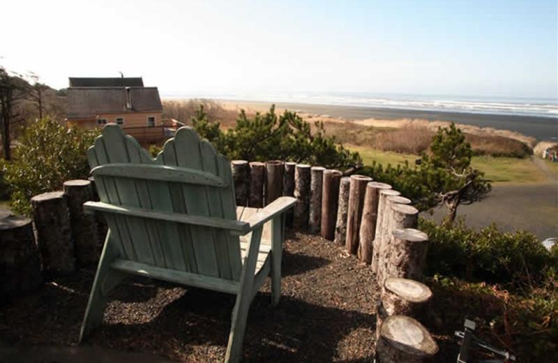 Scenic view at Sandpiper Beach Resort.