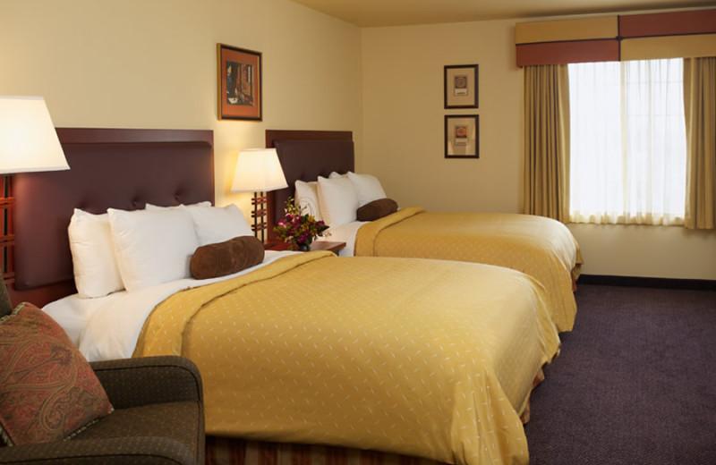Guest room at Larkspur Landing - Pleasanton.
