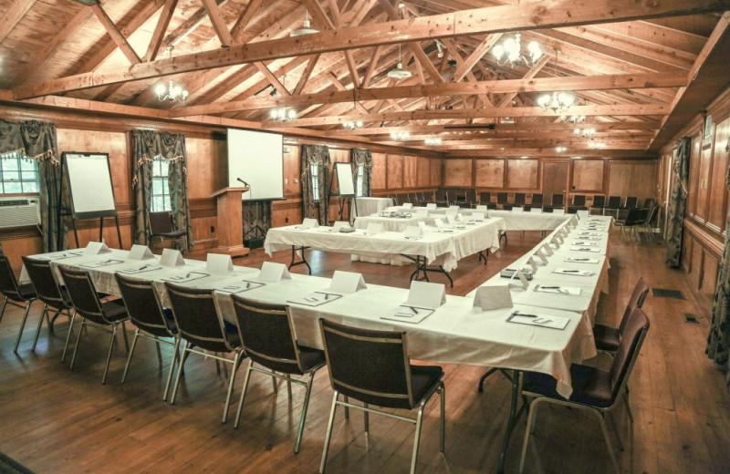 Conference at Forrest Hills Resort.