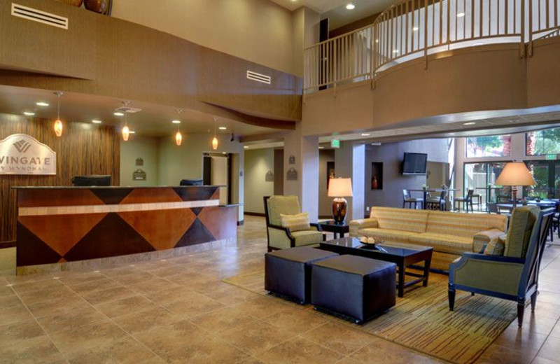 Lobby at Wingate by Wyndham St. George