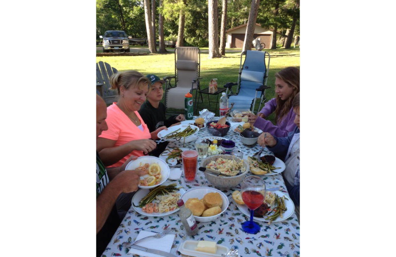 Reunions at Twin Springs Resort.