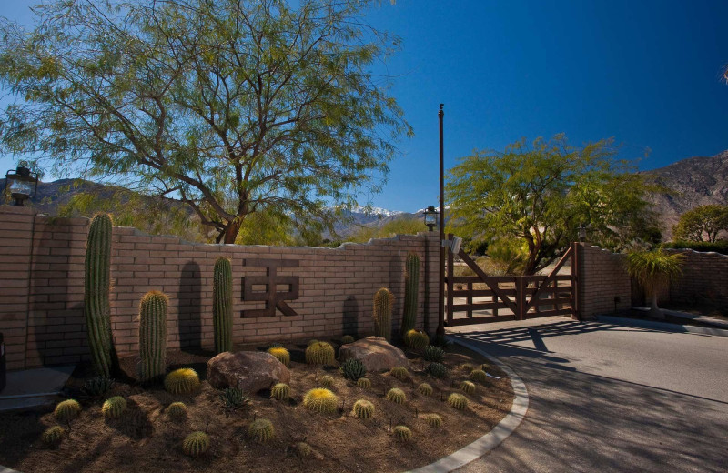 Exterior view of Smoke Tree Ranch.