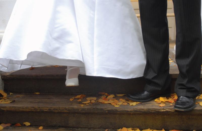 Weddings at Patterson Kaye Resort.