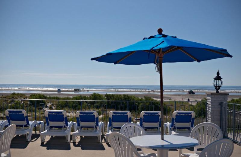 Beautiful view at Fleur De Lis Beach Resort.