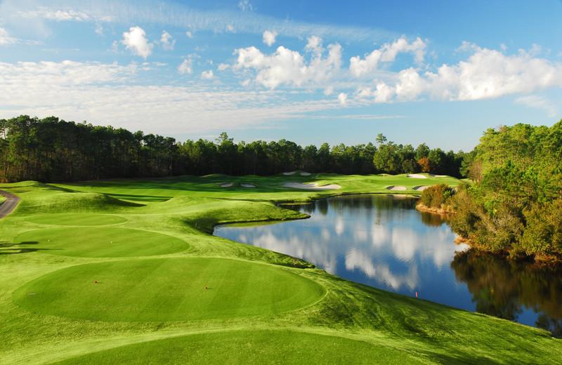 Golf near Caribbean Resort & Villas.