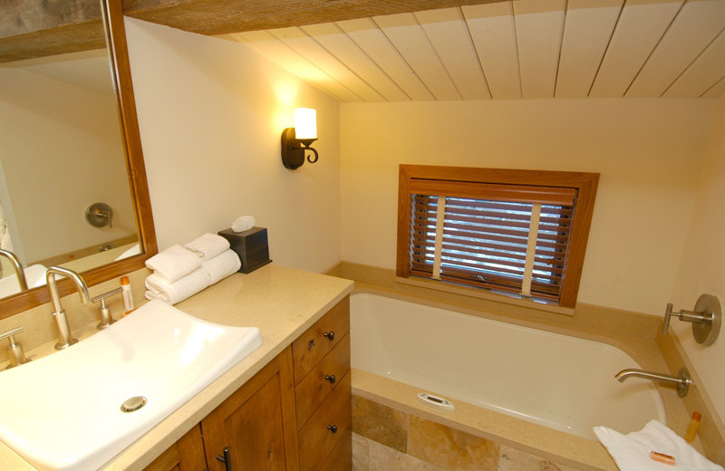 Rental bathroom at Frias Properties of Aspen - Shadow Mountain #1.