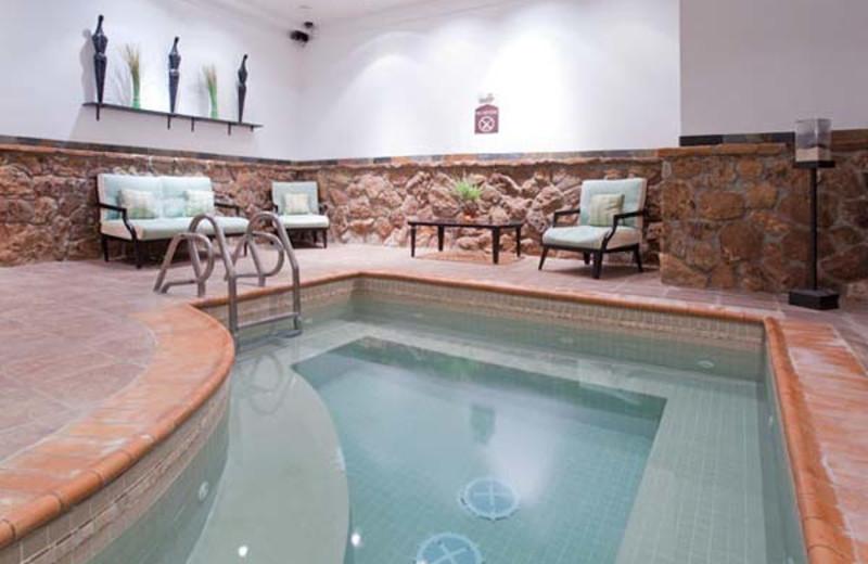 Indoor Pool at Holiday Inn Apex Vail