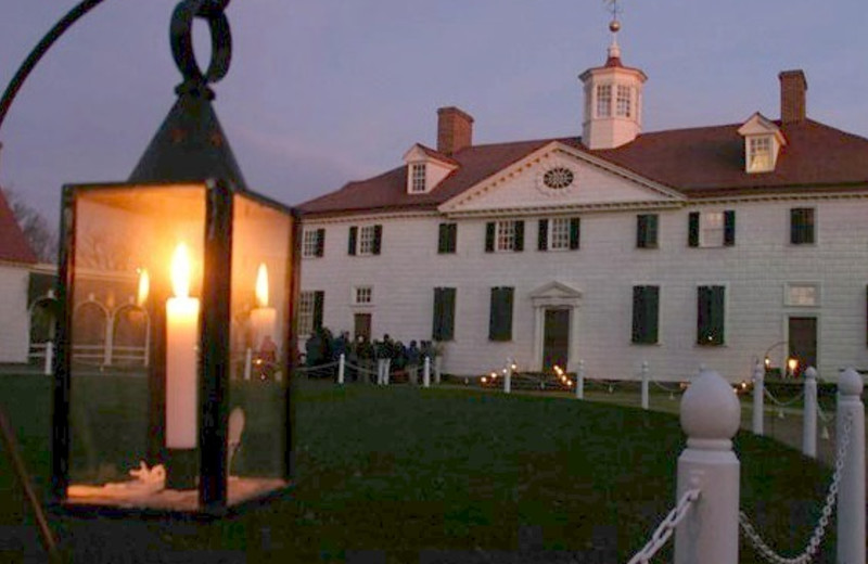 Mount Vernon Estate is located 22 miles from Holiday Inn Express Fairfax.