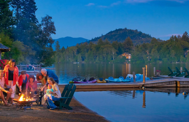 Reunions at Mirror Lake Inn Resort & Spa.
