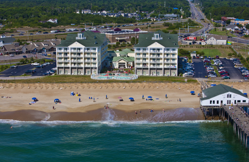 Marvelous Arial View Of Hilton Hilton Garden Inn Outer Banks. Photo Gallery
