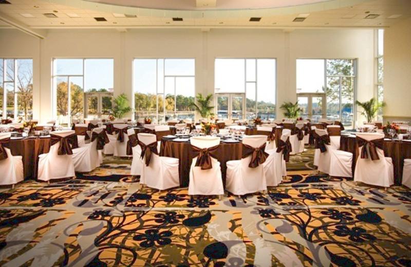 Wedding at La Torretta Lake Resort.