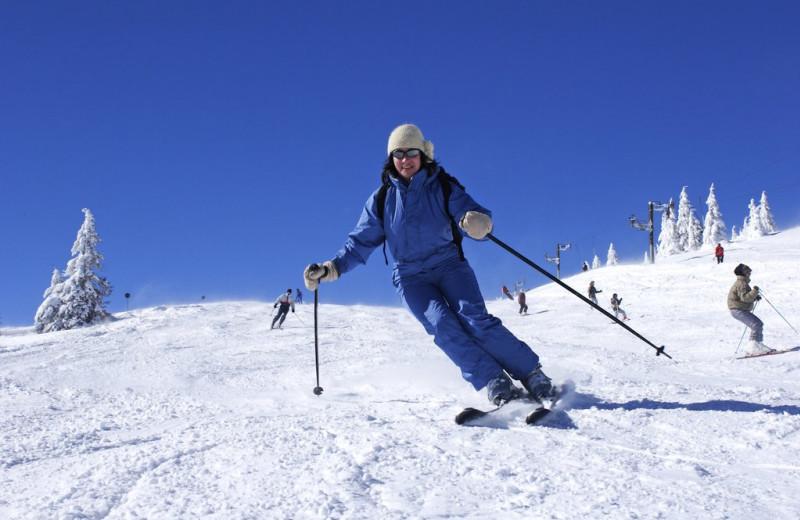 Ski at Water Gap Country Club Resort.
