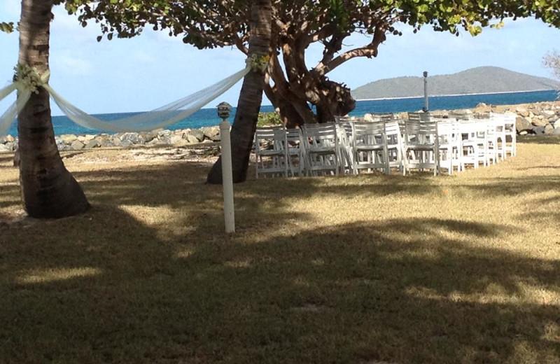 Wedding Ceremony at Tamarind Reef Resort