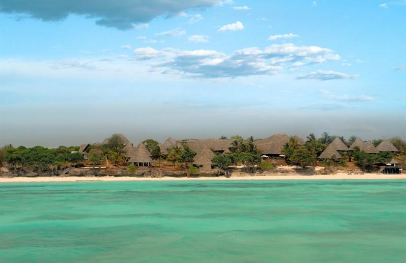 Exterior view of Ras Nungwi Beach Hotel.