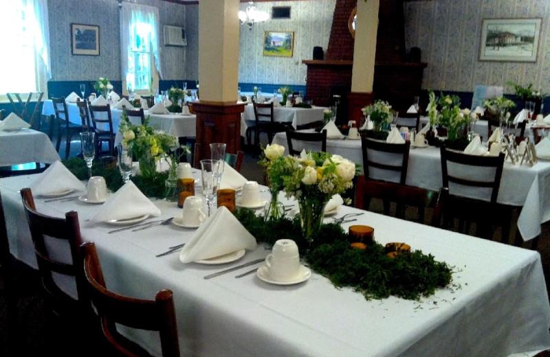 Weddings  at Winter Clove Inn