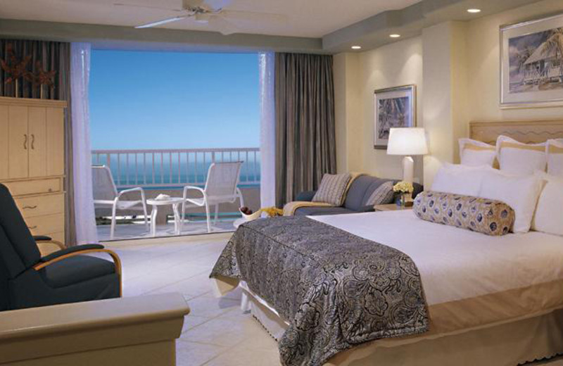 Guest Room at Lido Beach Resort