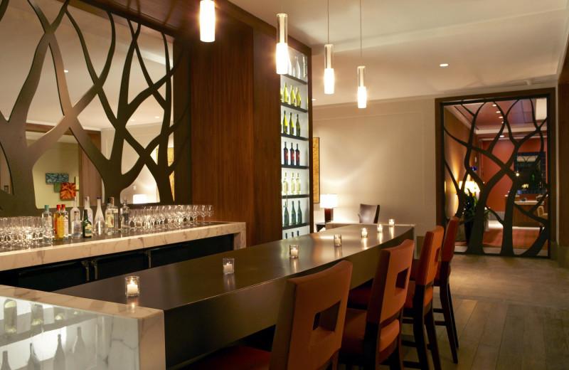 Bar at The Westin Riverfront Resort & Spa.