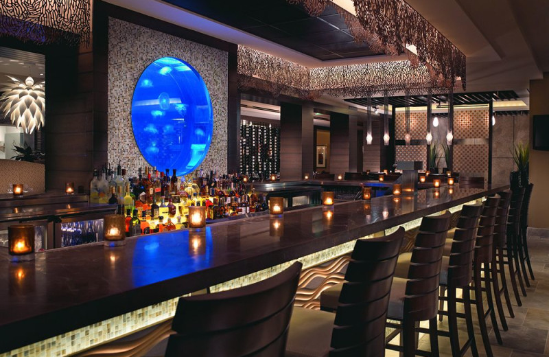 Bar at The Seagate Hotel & Spa.