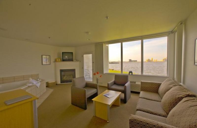 Suite at South Pier Inn.