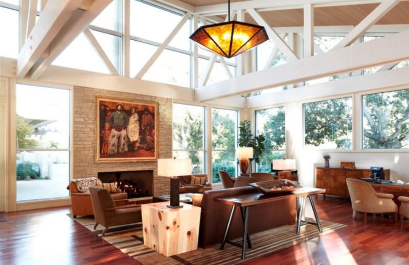 Lobby Area at Carmel Valley Ranch