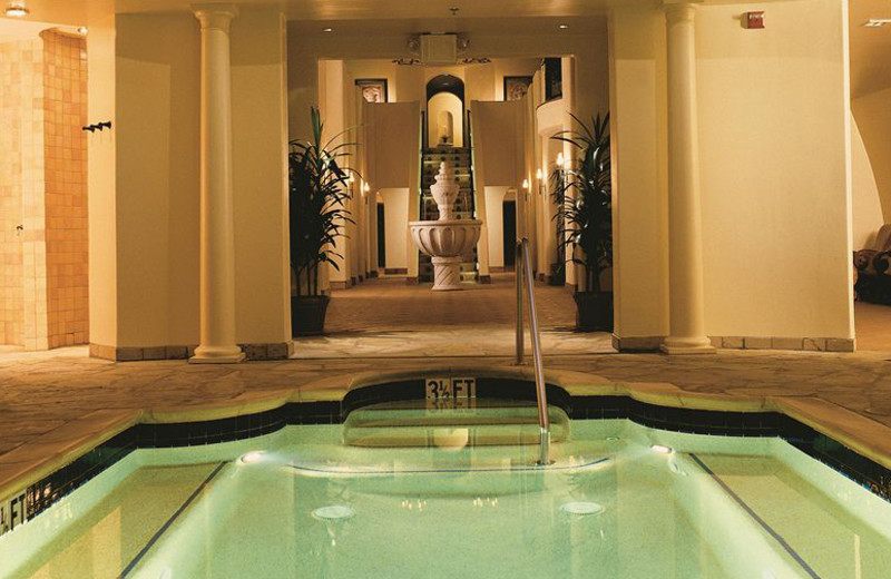 Spa interior at The Fairmont Sonoma Mission Inn