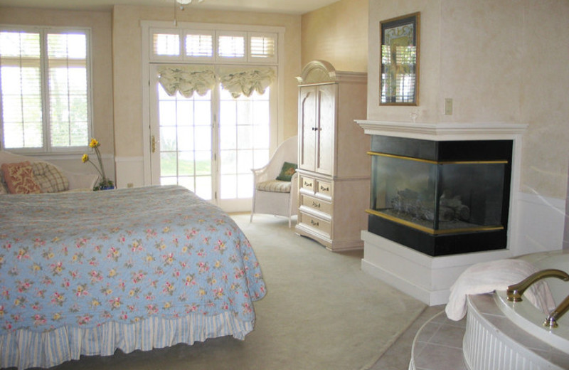 Guest Suite at the French Country Inn on the Lake