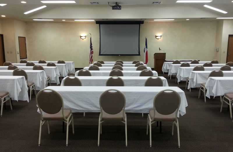 Conference room at nn on Barons Creek.