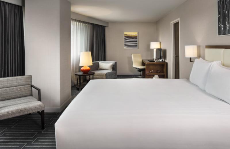 Guest Room at Hyatt Regency Cincinnati