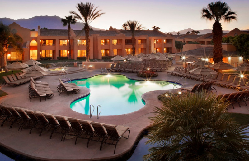 Hadas pool at The Westin Mission Hills Resort & Spa.