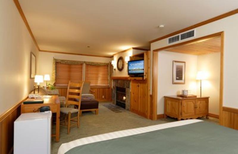 Suite Interior at Semiahmoo Resort