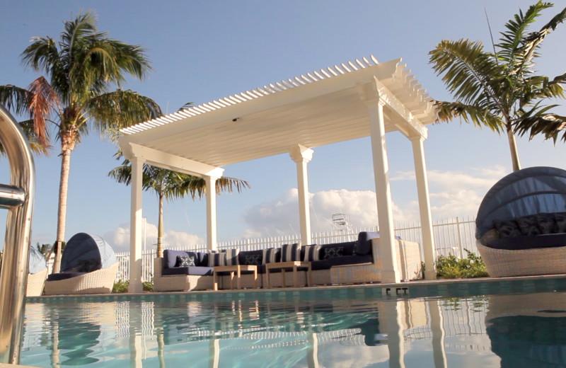 Pool at Oceans Edge Key West Resort & Marina.