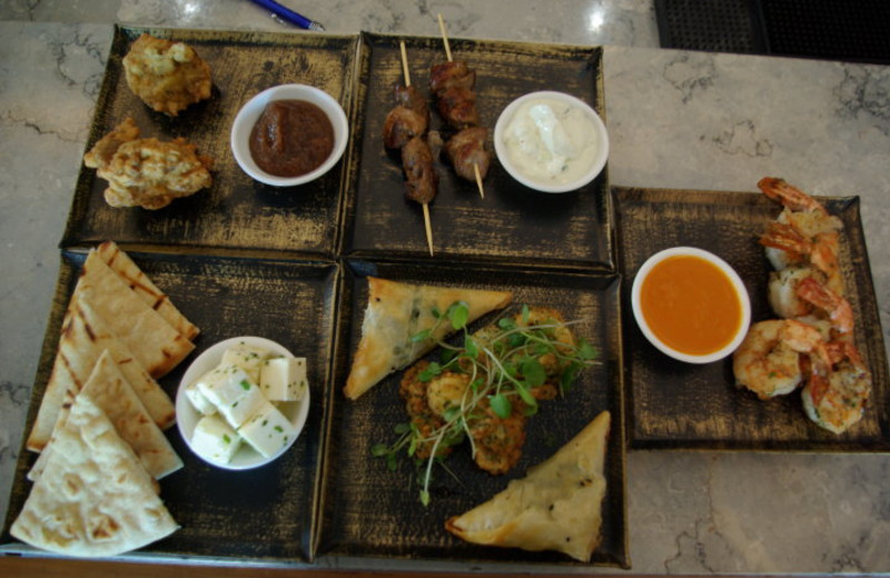 Cuisine at The Waterside Inn