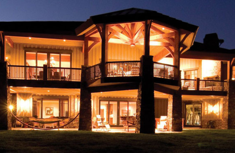 Rental exterior at Summit Vacations