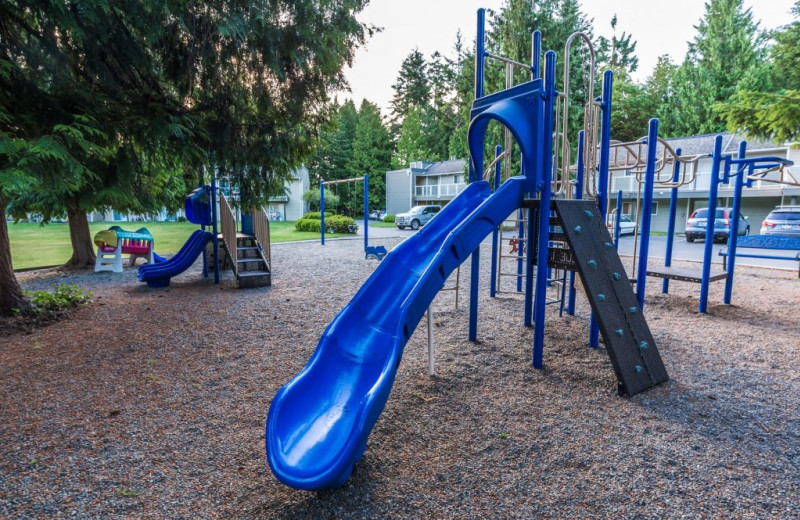 Playground at Ocean Trails Resort.