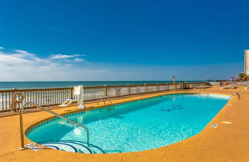 Pool at Royal Garden Resort.