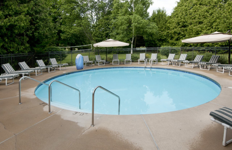 Outdoor pool at Country House Resort.