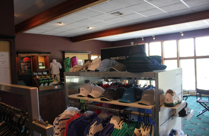 Shop at Water Gap Country Club.