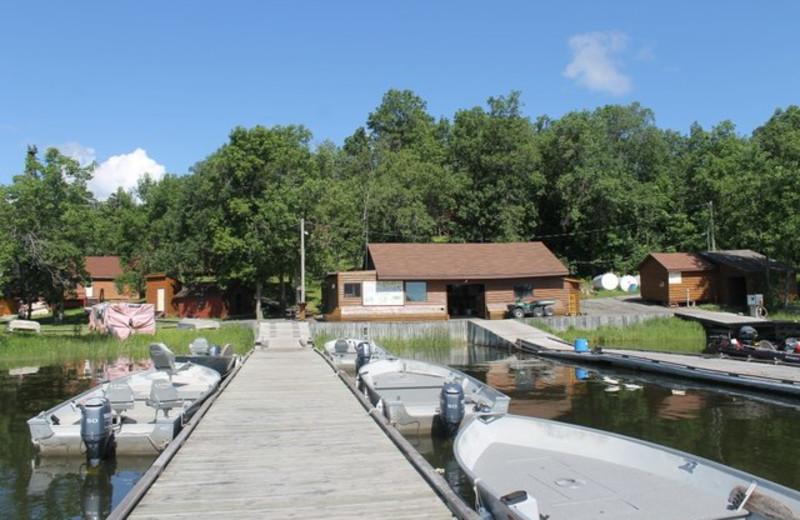 Welcome to Big Narrows Resort