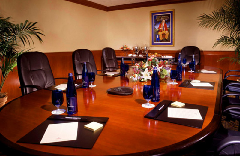 Meeting at Sheraton New Orleans Hotel