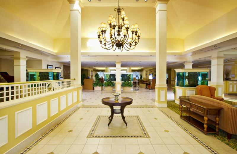 Interior view at Hilton Garden Inn Outer Banks.