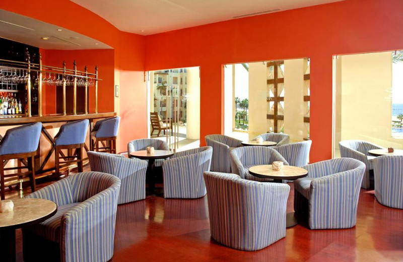 Dining Area at Pueblo Bonito Los Cabos