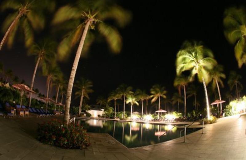 Night View of KeysCaribbean