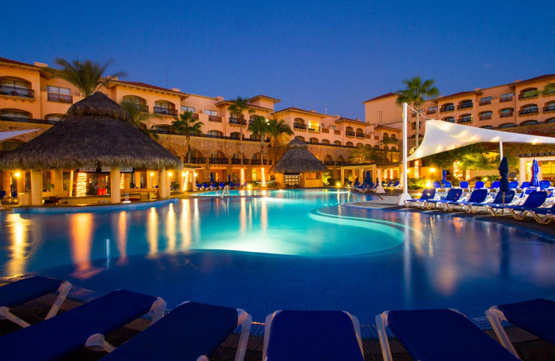 Pool at Royal Solaris - Los Cabos.