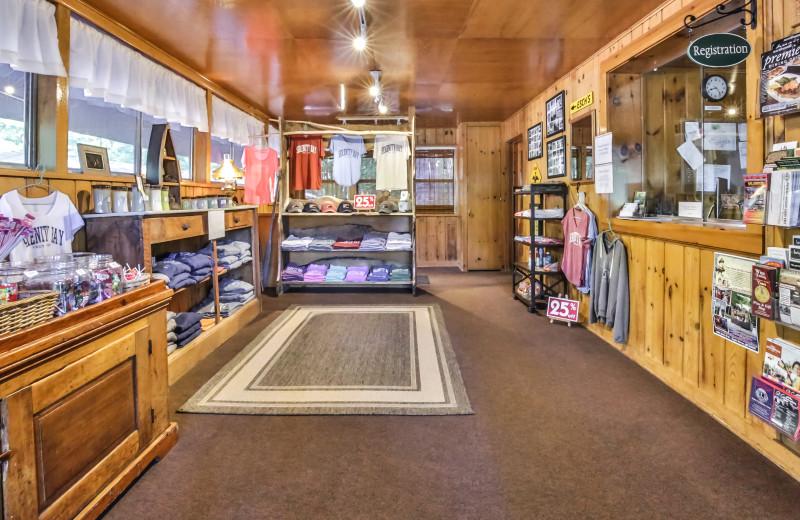 Shop at Serenity Bay Resort.