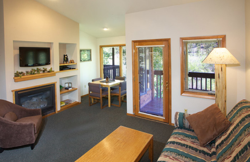 Interior view at Aspen Winds.