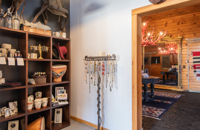 Retail Gift Shop at The Stable Spa