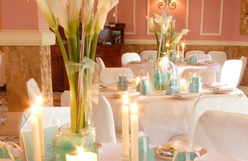 Weddings at The Pines Inn of Lake Placid.
